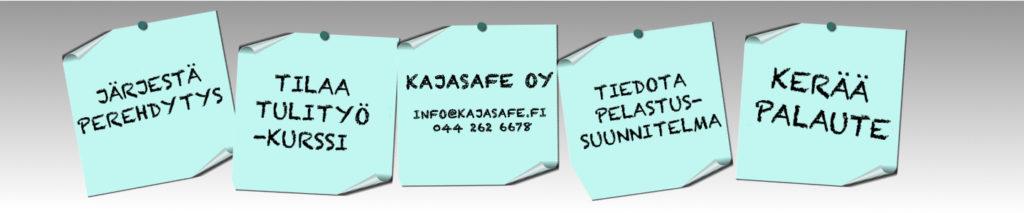 Kajasafe Oy