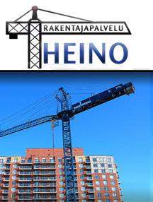 Rakentajapalvelu Heino Oy